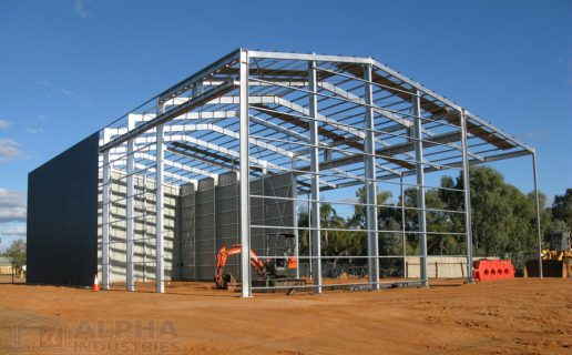 Industrial Warehouse Builders
