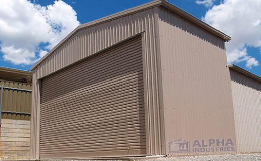 Riversand® Industrial Vehicle Bay
