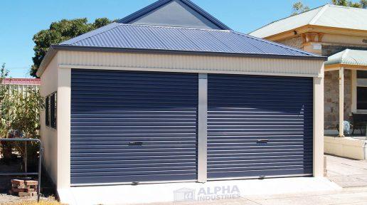 dutch gable shed garage
