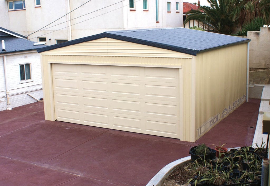 Outdoor Shed Colours